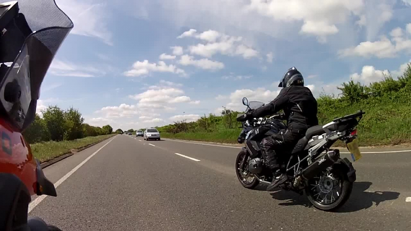 Sheffield Advanced Motorcyclists - improve your riding confidence