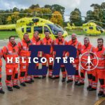 Sheffield Advanced Motorcyclists - Helicopter ER, an essential emergency service