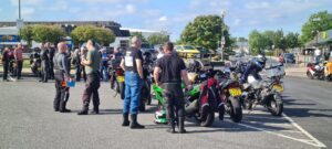 Sheffield Advanced Motorcyclists - meeting every week to help bikers become advanced riders.