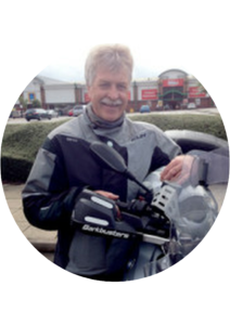 Sheffield Advanced Motorcycling - Pete Harley (National Observer