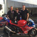 Sheffield Advanced Motorcyclists - Steve G's BSB Race Report