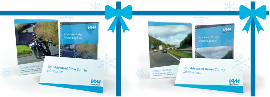Sheffield Advanced Motorcyclists - Christmas Gift Vouchers