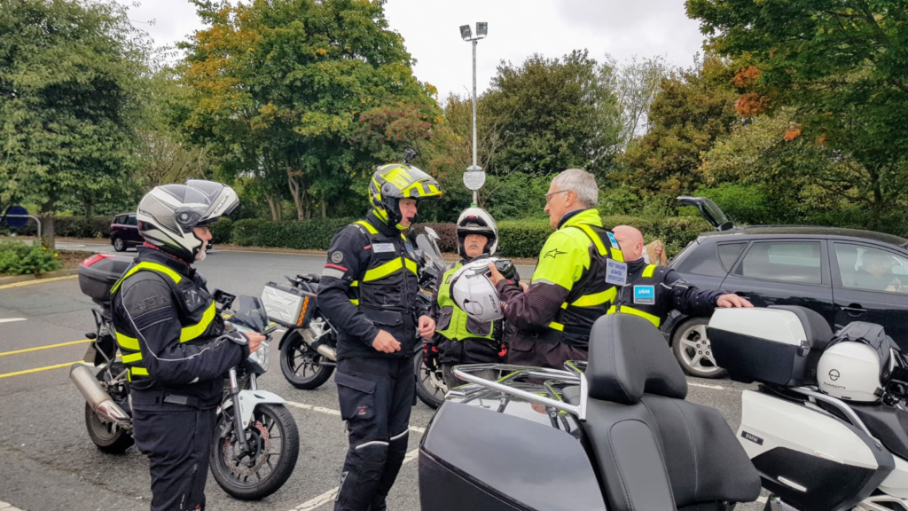 Sheffield Advanced Motorcyclists - helping all bikers ride safer.