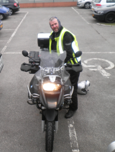 Sheffield Advanced Motorcyclists - John Foster: died 8th April 2021