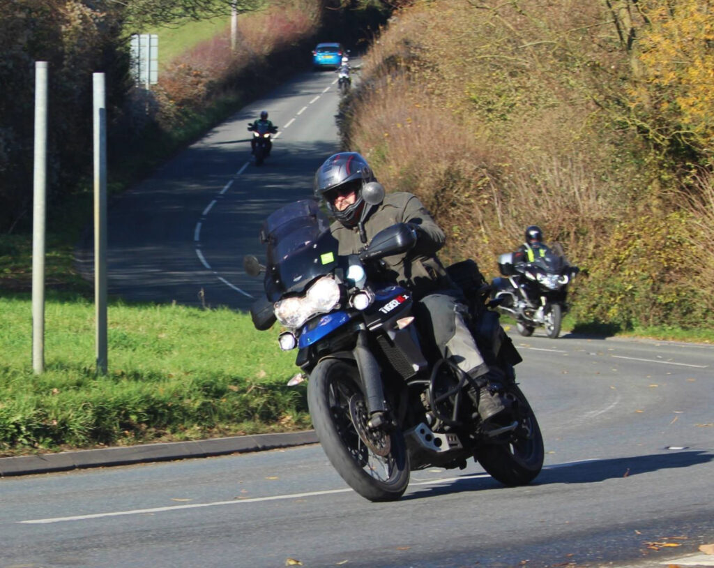 Sheffield Advanced Motorcyclists - IAM Group Riding Guidance