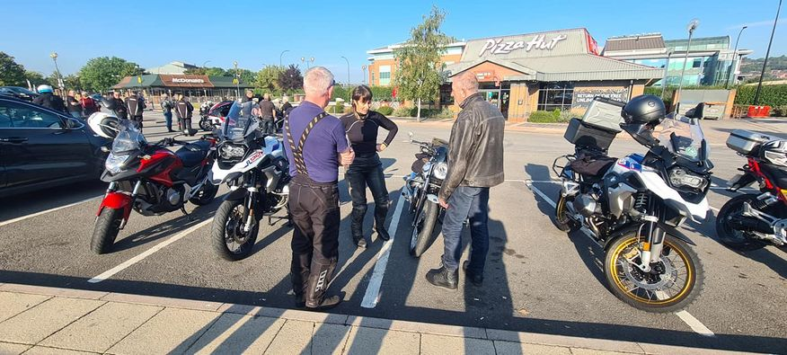 Sheffield Advanced Motorcyclists - weekly newsletter 24th September 2021