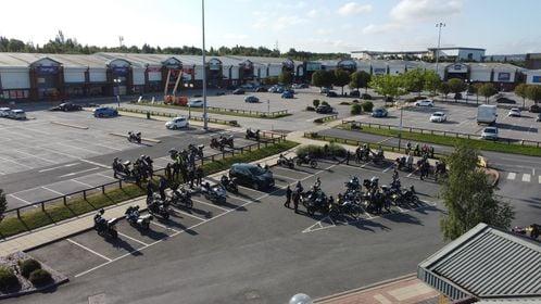 Sheffield Advanced Motorcyclists - Photo by Darren Wray