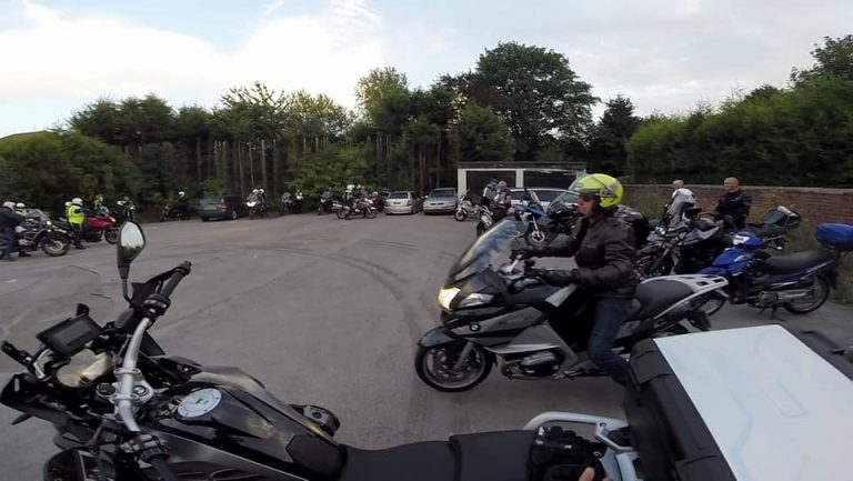Chairman's Ride out - Sheffield Advanced Motorcyclists
