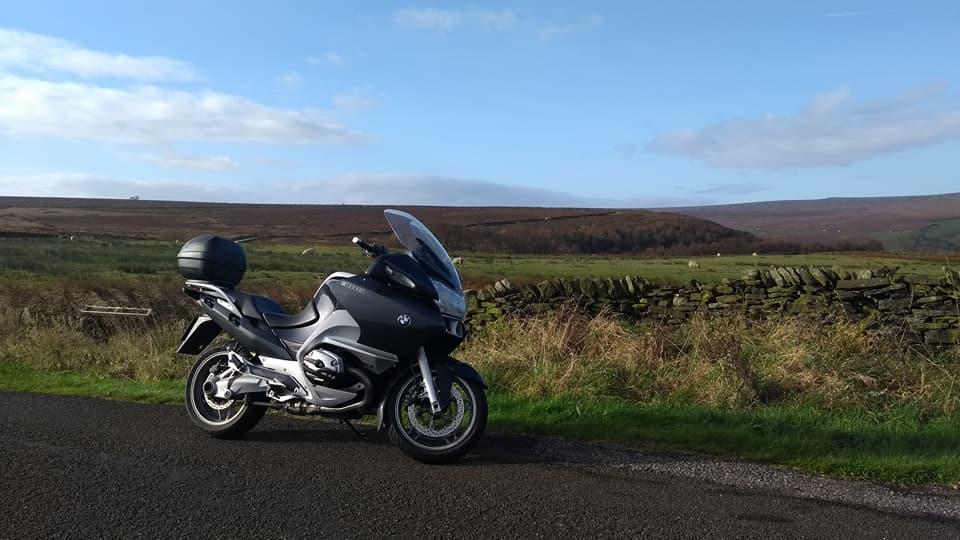 BMW near Bradfield - Matthew Brennan