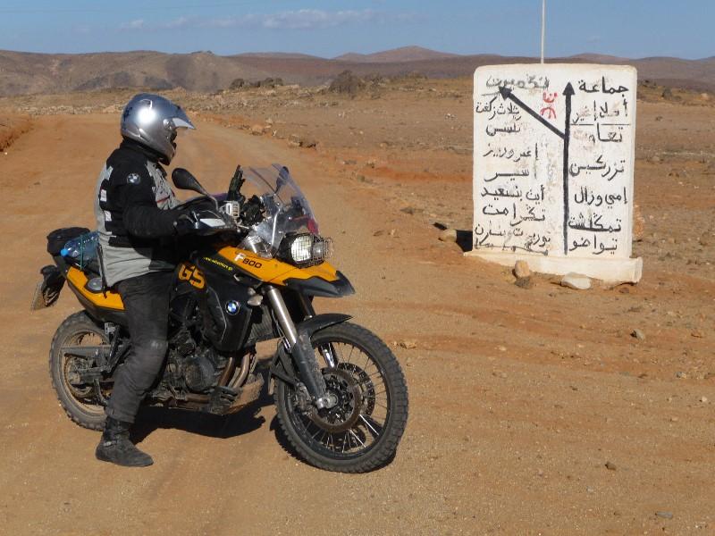Micky in Morocco - Micky Wheeler