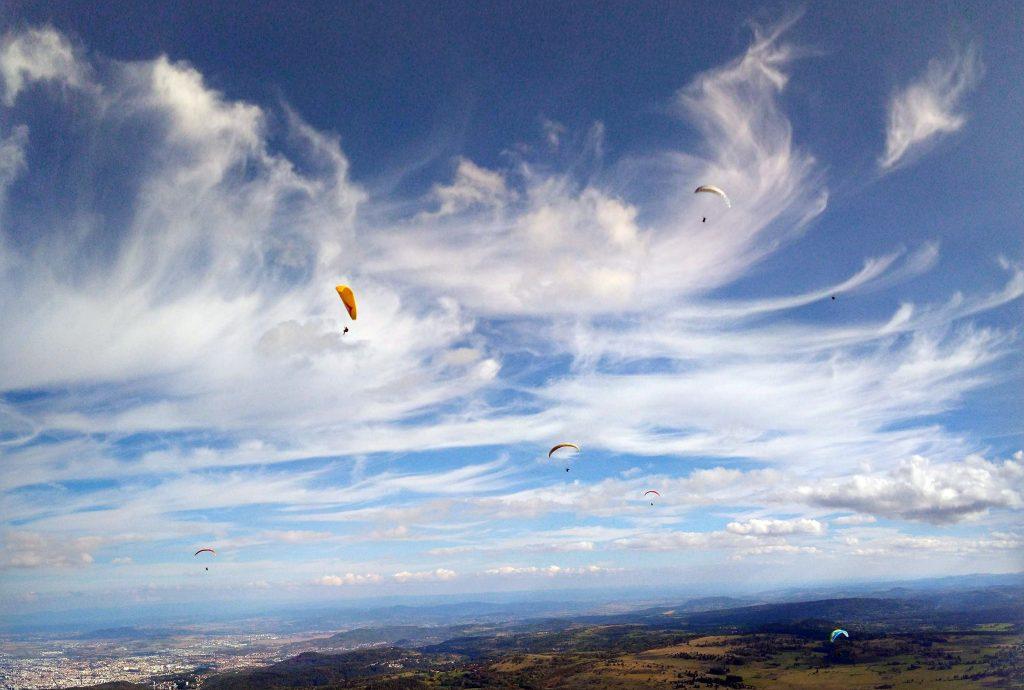 Sky Ride - Paul Conway
