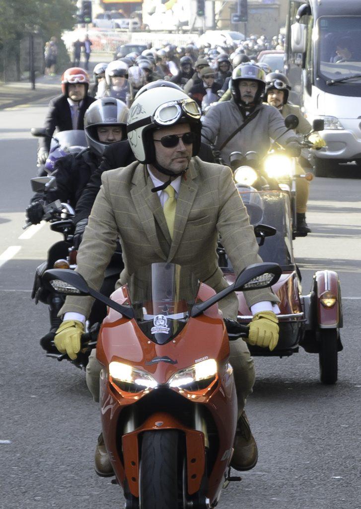 Distinguished Gentleman's Ride - Richard Neil